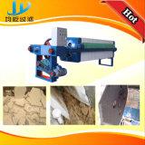 Chamber Filter Press for Alumina Micro Powder Processing