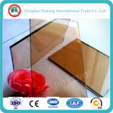 4-10mm Euro Bronze Tinted Float Glass (blue, green, gray, pink color also available)