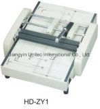 A4 Electrical Book Bindng Machine Booklet Maker HD-Zy1