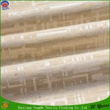 Polyester Linen Curtain Fr Blackout Curtain Fabric Woven Waterproof Curtain Fabric