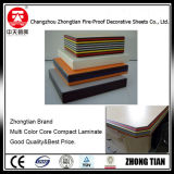 Muliti Color Core Compact Laminate