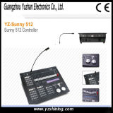Moving Head Light Controller Sunny 512 DMX Lighting Controller