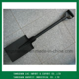 Spade One Piece Steel Handle Shovel Spade