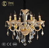 Luxury Modern Crystal Chandelier for Indoor (AQ20020-6)