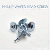 Phillip Wafer Head Screw Zp #8X1/2