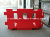 China Wholesale PE Road Water Barrier