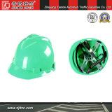 HDPE Ratchet V- Type CE Proved Safety Helmet (CC-SHP04)
