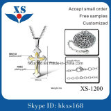 2016 316L Stainless Steel Metal Jewelry Tag Pendant