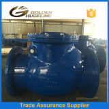 Ductile Cast Iron Double Flanged Swing Check Valve