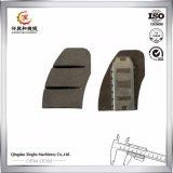 Customized Precision Cast Iron Railway Brakes for Subway Parts