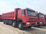8X4 12 Wheels HOWO Dump Truck