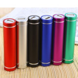 Colorful Free Logo Print Mobile Accessories Power Bank 2600mAh