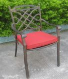 Cast Aluminum Chair and Outdoor Cast Table-Garden/Patio Furniture (D533 & S233)