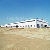 China Light Steel Warehouse Construction Company with Prefessional Experience