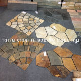 Natural Stone Culture Slate for Roofing / Wall Cladding / Flooring