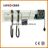 Medical Diagnostic Wall Unit with Ophthalmoscope and Otoscope