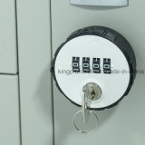 Digital Resettable Code Combination Cabinet Lock with Master Key