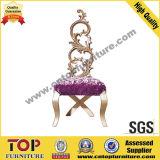 Luxury Design Wooden Hotel Dining Chair