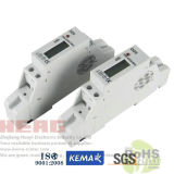 Single Module DIN Rail Energy Meter Kwh Meter with Pulse Outoput 1.0 Accuracy with CE Certification