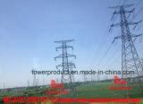 Megatro 220kv 2D1 Sdj Double Circuit Transmission Terminal Tower