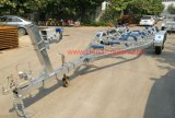 Galvanized Boat Trailer with Hydraulic Brake Tr0211