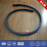 Molded Heat Resistant Water Proof NBR Rubber Strip for Wiper / EPDM Rubber Wiper Seal