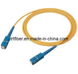 SC/UPC-SC/UPC SM SX Fiber Optical Patch Cord (SC fiber jumper)
