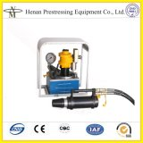 Pneumatic Jack and Pump for Prestressed Concrete
