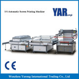 Hiqh Quality 3/4 Automatic Screen Printing Machine with Ce