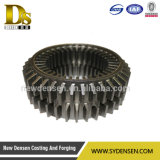OEM Core Iron for Rubber Track Ductile Iron Casting