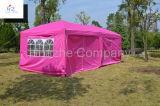 10ft X 20ft (3m X 6m) Stright Leg Folding Tent Outdoor Gazebo Garden Canopy Pop up Tent Easy up Gazebo