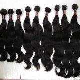 Wholesale Double Drawn Brazilian Wavy Human Hair Extension