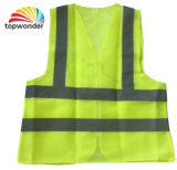High Visibility Mesh Reflective Vest, Safety Vest, Safety Garment, Reflective Safety Vest