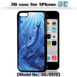 3D Case for iPhone 5c (V573)