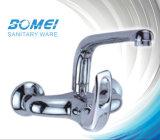 Single Lever Wall Kitchen Faucet (BM50802)
