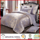 Fashion Poly-Cotton Jacquard Bedding Set Df-C155