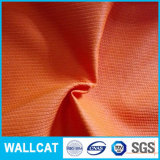Fashion Fabric75D Woven Twill Plaid Plain Check Oxford Outdoor Jacquard 100% Polyester Fabric