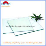 Flat/Curved Tempered Glass Price with Ce, CCC, ISO9001