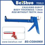 Construction Power Tools Skeleton Type China Manual Cartridge Caulking Gun