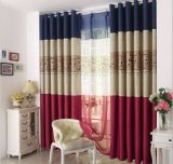 Roman Curtain One Side Print Curtain (MM-141)