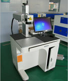 Samll Working Area Fiber Laser Metal Engraving Machine