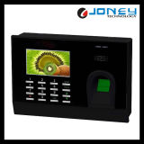 3 Inch Color LCD Screen Fingerprint Time Attendance