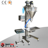 Coffee/Dry Spices/Coconut/Pepper Powder Semi-Automatic Packing Machine