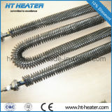 W Shape Finned Tubular Heater