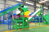 Auto Plastic PP PE Film Recycling Washing Line