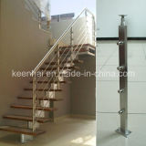 China Wholesale Customed Stainless Steel Balustrade