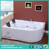 Cheap Double Person Massage Bathtub with RoHS Approved (TLP-631)
