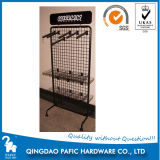 Baskets and Wire Hook Steel Wire Display Stand Exhibition