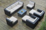 Rattan Outdoor Garden Sofa Set