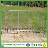 Galvanized and Powder Coated Crowd Control Barrier for Sale